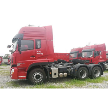 Dongfeng 6X4 420hp tête de camion robuste