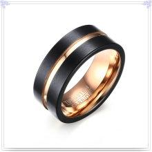 Модные аксессуары вольфрама ювелирные изделия Мода кольцо (SR763)