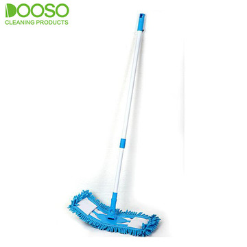Lightweight  Microfiber Flexible Flat Mop DS-1243B