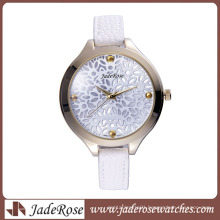 Ultra-Thin Quartz Watch Waterproof Contracted Strap Watch