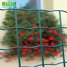 1.2x30m+Green+Metal+Euro+Fence+for+Contraction+Site