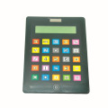 Desktop Touch Screen Pad Shape Calculator