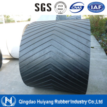 High Quality Rubber Chevron Conveyor Belt