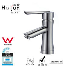 Haijun Cheap Goods European Style Watermark Ornate Polished Bath Basin Facuet