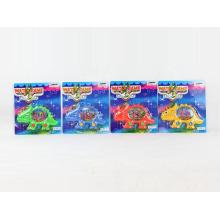 Kunststoff-Dinosaurier-Design Waterful Ring Toss Spiel (10214994)