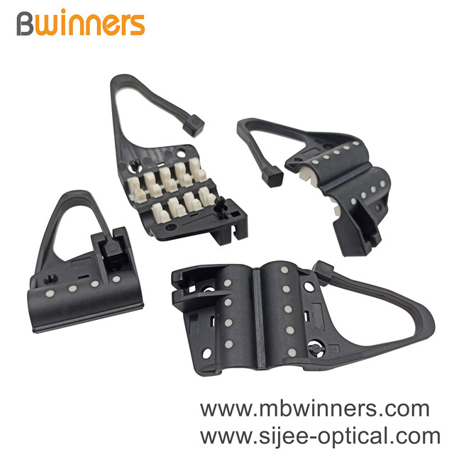 Drop Wire Suspension Clamp