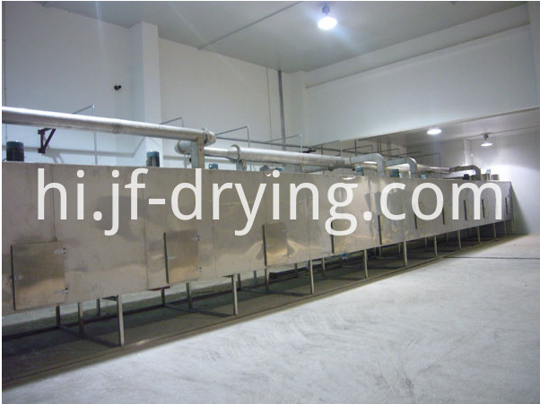 Mesh belt dryer 2018 (3)