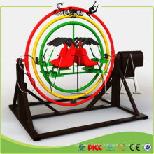 Colorful 3D Round Human Gyroscope for 4 Peoples