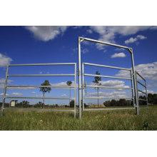 Galvanized Steel Cattle Fencing Panels/Steek Fence Cattle Corral Panels/New Livestock Galvanized Cattle Panels/Hot Dipped Galvanized or PVC Coated Cattle Panel
