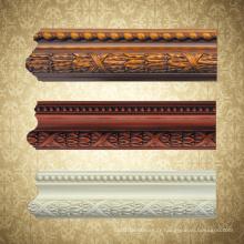 Conception en bois de porte et de cadre de fenêtre (PUX57-F5, PUX58-F4, PUX58-F15)