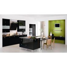 Tipo de gabinete de cocina de moda de la fábrica (ZH-1332)