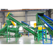Plastic Film or Woves Bag Crushing Washing Drying Production Line