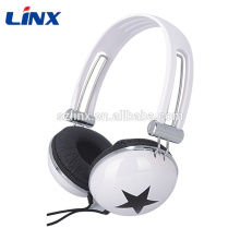 Fone de ouvido e fones de ouvido com novo design