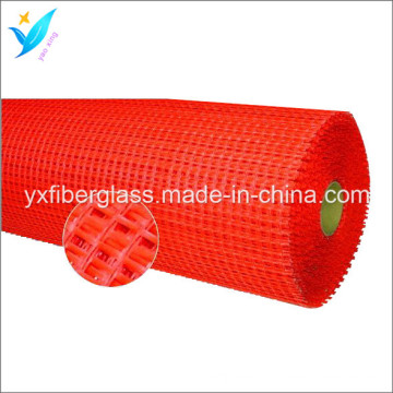 5mm * 5mm 120G / M2 parede de reforço de fibra de vidro de malha