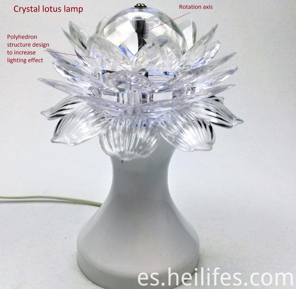 Light Toys for Gift of Lotus LED Lights