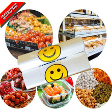 Polythene Grocery Plastic Bags with Handles