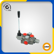 Гидравлический одинарный золотниковый клапан 100 л / мин.