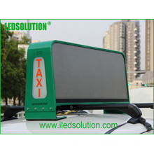 P5mm Taxi Roof Sign LED