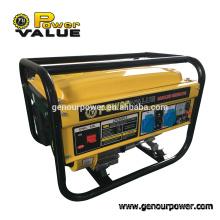 Power Value Taizhou 2000w 2kw Copper Wire Imitative GX160 Gasoline Generator
