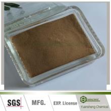 Naftaleno sulfonato formaldehído como superplastificantes de alto rendimiento (FDN-C)