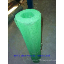 PVC coated window screen(China manufacturer)