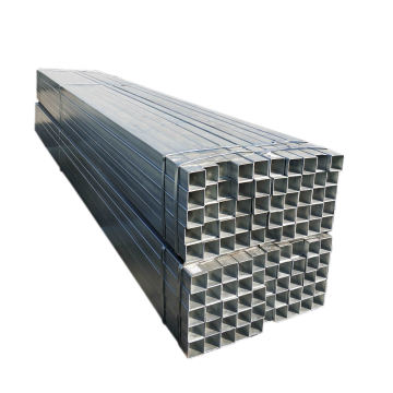 SHS RHS Steel Pipe GI Square Hollow Section Steel Tube