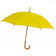 Manual Open Wood Handle&Frame Straight Umbrella (BD-70)