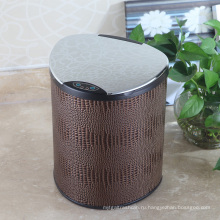 PU Европейский стиль Aotomatic Sensor Dustbin для дома / офиса / гостиницы (E-9LC)