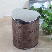 PU European Style Aotomatic Sensor Dustbin for Home/Office/Hotel (E-9LC)