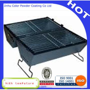 Порошковое покрытие с высокой термостойкостью