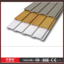 Billige slatwall Platte slatwall Platten pvc slatwall Panel