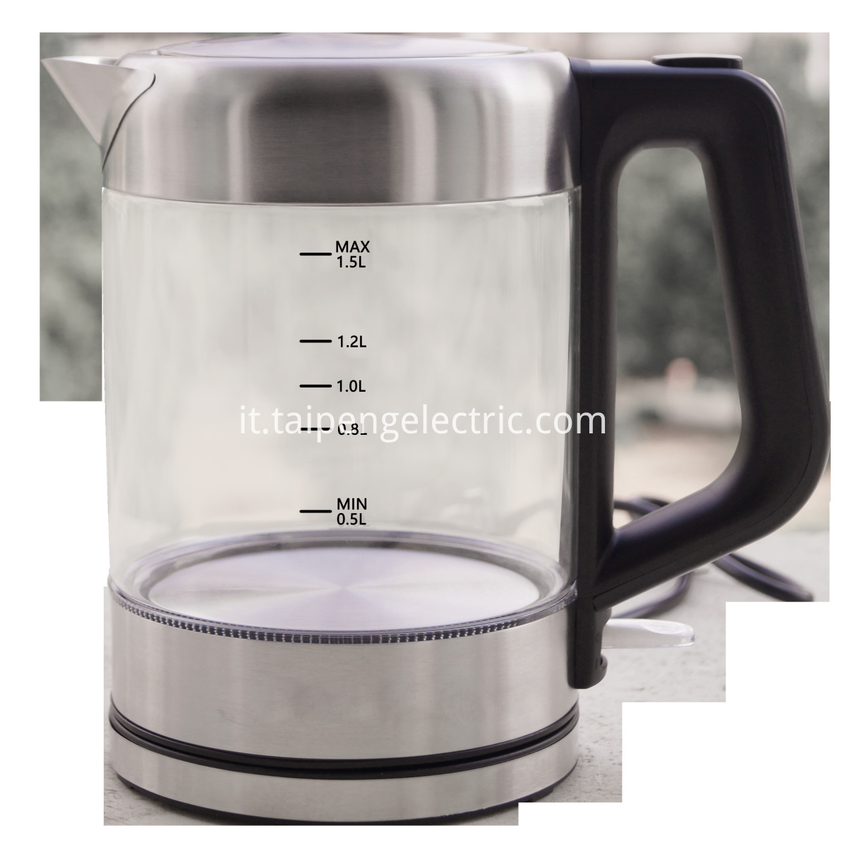 Glass Hot Water Kettle