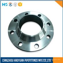 Bridas WNRF de acero al carbono A105
