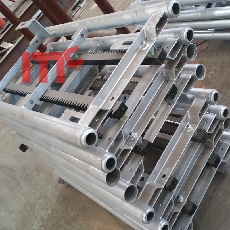 construction hoist spare parts