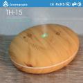 350ml essential oil diffuser wood wholesale ultrasonic oil diffuser