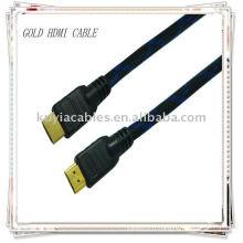 Câble HDMI MM haute performance pour la vidéo standard, améliorée et haute définition