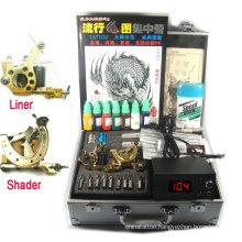 professional two guns tattoo kit