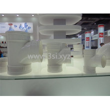 PVC Plastic Pipe Fitting Drainage Equal Tee