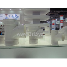 Пластик ПВХ фитинги дренажные тройник