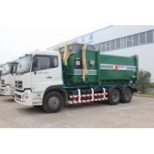 Dongfeng détachable de camion conteneur à ordures (HJG5251ZXX) 6 X 4 13,4 tonnes