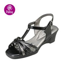 Анютины глазки комфорт обувь супер свет лета бэк ремень сандалии для женщин