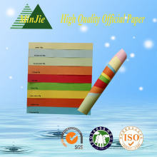 Farbe Zweiseitiges Offsetpapier für Notebook Stanzen und Katalog