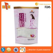 Guangzhou fabricante embalagem de alimentos compostos para o açúcar