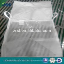 500kg ventilated big bag for firewood,meshes big bag