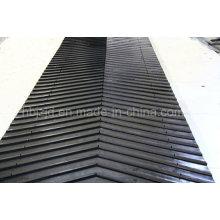 Oil Resistant Chevron Rubber Conveyor Belt