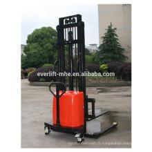 1000kg 1500kg 2000kg 1.6m 2m 3 m 3.5m fourche semi électrique réglable gerbeur