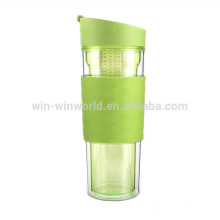 New products water bottle plastic drink sports fruit infuser