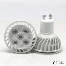 GU10 5*1W SMD2835 85-265V Warm White LED Spotlight