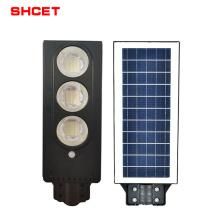 Energy Saving IP65 Waterproof  150w all in one ABS solar street light