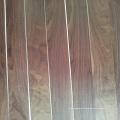Fertig ausgeführter amerikanischer schwarzer Walnuss-Hartholz-Bodenbelag